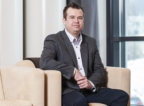 Henri-Eemil Huotari - Service Manager